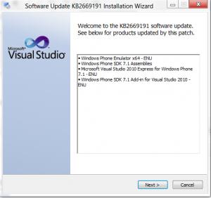 Windows Phone 7.1.1 Update